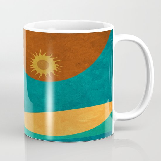 color under the sun (II) Mug