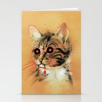 Devil Katz Stationery Cards