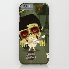Elvis Zombie iPhone 6s Slim Case