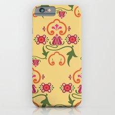 Summer blossom Slim Case iPhone 6s
