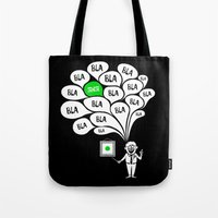 The Expert Tote Bag