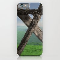 THE MONUMENT, LOOKING NO… iPhone 6 Slim Case