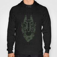 Feet First into Hell - Halo ODST Hoody