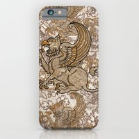 iPhone & iPod Case featuring GRIFFIN by Addington Blythe/Legion XXI