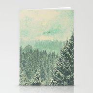 Fading Dreams Stationery Cards