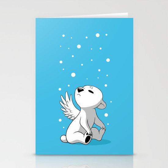 Polar Cub 2 Stationery Card