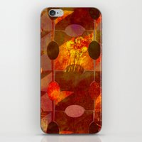 Scorched Earth. iPhone & iPod Skin