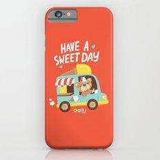 Ice Cream Bear Slim Case iPhone 6s