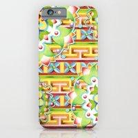 Fiesta Rainbow Mandala iPhone 6 Slim Case