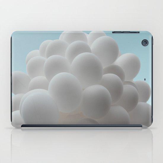 Lighter than air - balloons iPad Case