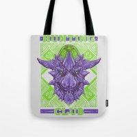 Hunting Club: Brachydios Tote Bag