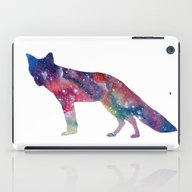 Cosmic Fox iPad Case