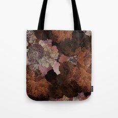 FLORAL TERRA Tote Bag