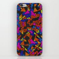 Op Ning A Supermodel Fro… iPhone & iPod Skin