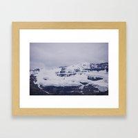 Banff, Canada Framed Art Print