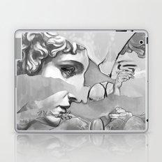 Ghost in the Stone #1 Laptop & iPad Skin