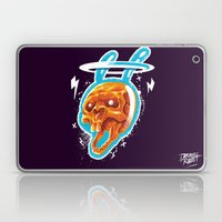 Electric rabbit Laptop & iPad Skin