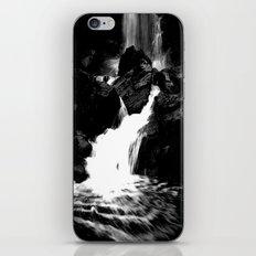 Dark water iPhone & iPod Skin