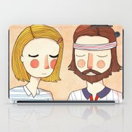 iPad Case featuring Secretly In Love by Nan Lawson