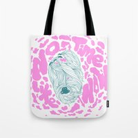 Slow And Inactive Tote Bag