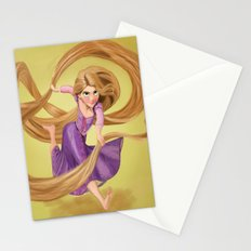 Rapunzel Stationery Cards