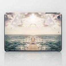 Kaleidoscape: Caye Caulker iPad Case