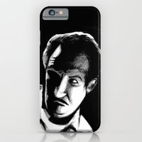 iPhone & iPod Case featuring Vincent Price by Zombie Rust