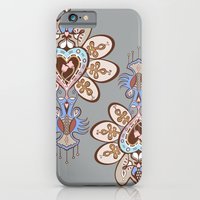 iPhone & iPod Case featuring Flowering Heart by Vanya