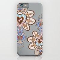 Flowering Heart iPhone 6 Slim Case