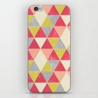 Tri-Frenzy iPhone & iPod Skin