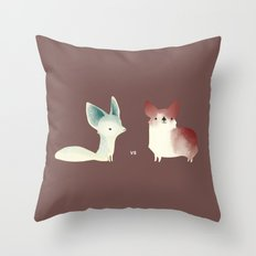 vs Throw Pillow
