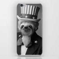Life as an American Sloth iPhone & iPod Skin