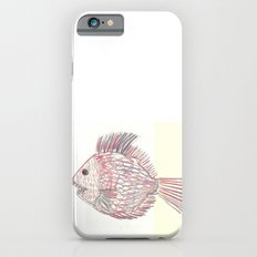 3d piranha Slim Case iPhone 6s