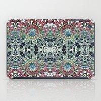 Victorian Garden 2 iPad Case