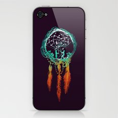Dream Catcher (the rustic magic) iPhone & iPod Skin