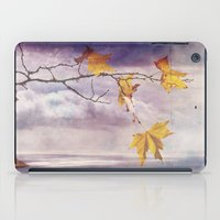 Faded Leaves - JUSTART �… iPad Case