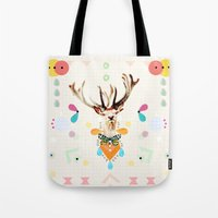 What's The Matter Dear? Tote Bag