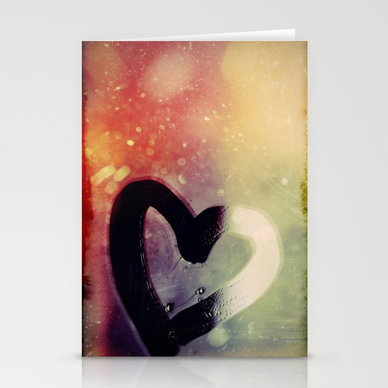 The Reflection of Love Stationery Card