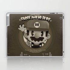 Mario Bros Fan Art Laptop & iPad Skin