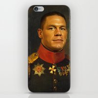John Cena - Replaceface iPhone & iPod Skin