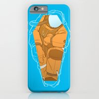 iPhone & iPod Case featuring Petronauticus 1 by Nick Ouellette