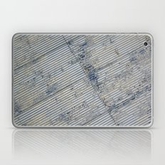 Warehouse District -- Rustic Farm Chic Abstract Laptop & iPad Skin