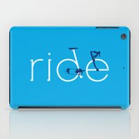 ride iPad Case