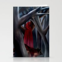 The Cloak of Rydynnton Stationery Cards