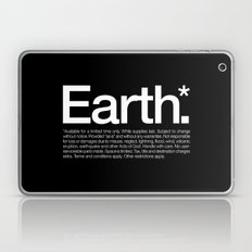 Earth.* Available for a limited time only. Laptop & iPad Skin