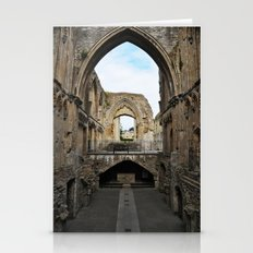 Glastonbury Abbey Stationery Cards