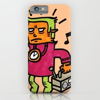 iPhone & iPod Case featuring phunkye by certified-alberto