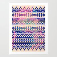 galaxy Art Prints featuring Substitution by Mason Denaro