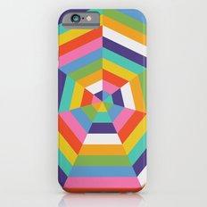 Heptagon Quilt 4 iPhone 6 Slim Case