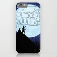 iPhone & iPod Case featuring That's no moon! by Talkingwatermelon